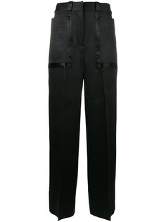 широкие брюки Cyrus Roksanda