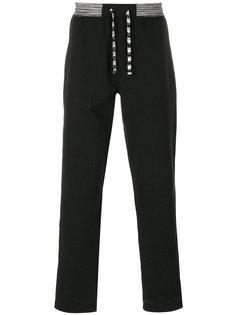 спортивные брюки Missoni