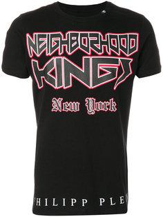 футболка SS Show New York Philipp Plein