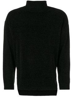 свитер с отворотной горловиной Maison Mihara Yasuhiro