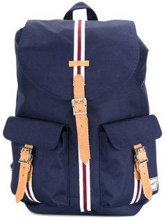 рюкзак с контрастными полосками и пряжками Herschel Supply Co.