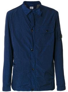 джинсовая куртка CP Company