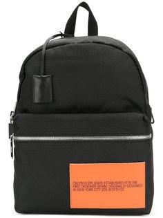 рюкзак с заплаткой Calvin Klein