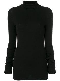 приталенный свитер  Moohong