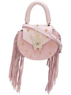 Mimi fringed Patrick shoulder bag Salar