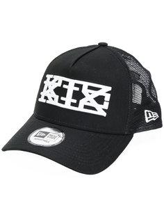 сетчатая кепка с логотипом KTZ