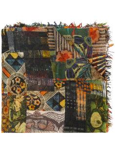 шарф с нашивками Faliero Sarti