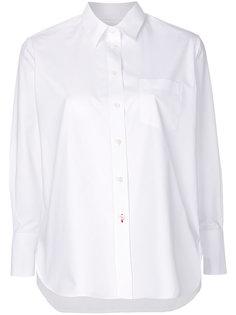 классическая приталенная рубашка  Joseph