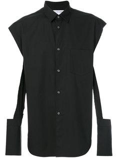 cut-out detailed shirt  Comme Des Garçons Shirt