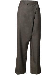 брюки с заниженной проймой Toga