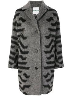 пальто-кокон Kenzo