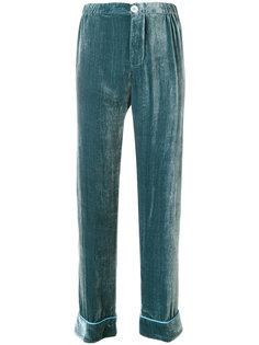 расклешенные брюки  F.R.S For Restless Sleepers