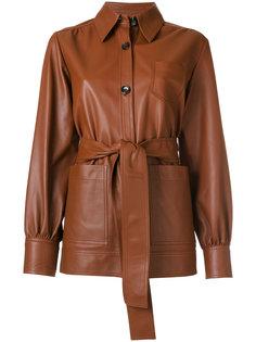 куртка с воротником  Joseph