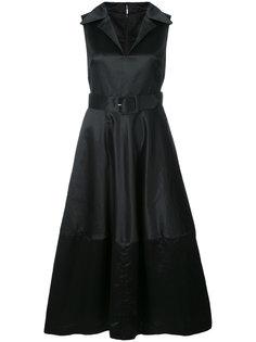 платье с поясом Co