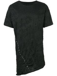футболка с контрастной строчкой Alchemy