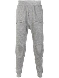 стеганые спортивные брюки Junya Watanabe Comme Des Garçons Man