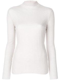 свитер с высокой горловиной Jil Sander