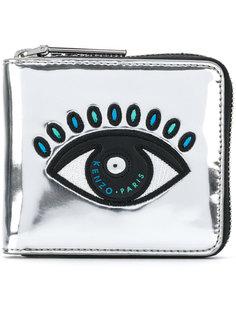 кошелек с изображением глаза Kenzo