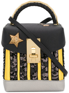 NY Taxi Box mini bag The Volon