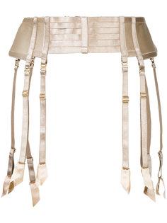 Art Deco adjustable suspenders Bordelle