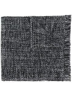объемный шарф Saint Laurent