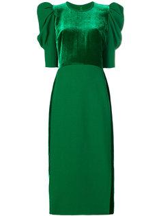 платье Billiards Elie Saab