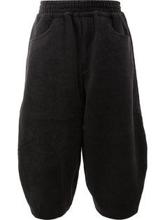 спортивные брюки-шаровары Comme Des Garçons Homme Plus