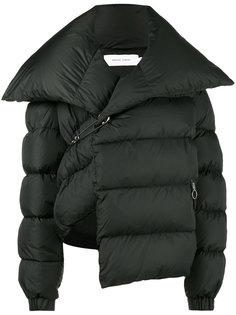 асимметричное пальто-пуховик Marquesalmeida