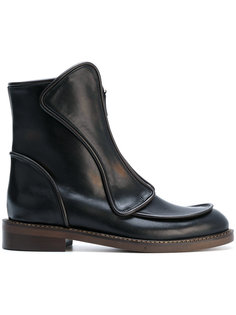 ботинки на молнии Marni