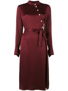 платье на пуговицах Osman