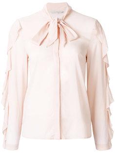 рубашка с завязкой на шее  LAutre Chose