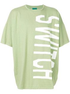 SWITCH T-shirt Paura