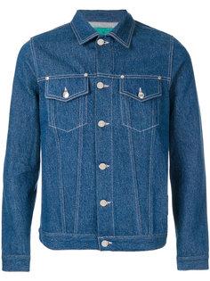 джинсовая куртка Paura