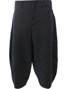шарообразные брюки Comme Des Garçons Homme Plus