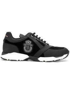 кроссовки с панельным дизайном Billionaire
