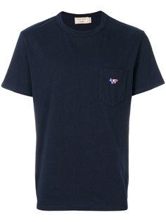 базовая футболка Maison Kitsuné