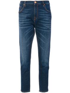 джинсы с завышенной талией  Dont Cry