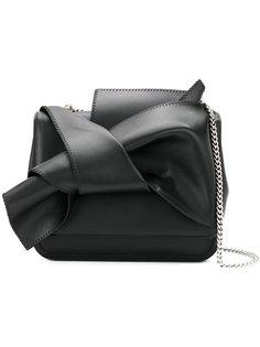 сумка с крупным узелком Nº21