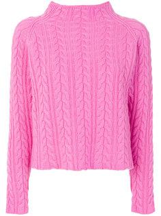классический трикотажный свитер  Lamberto Losani