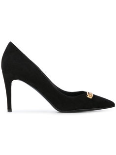 front clasp pointed pumps Stella Luna