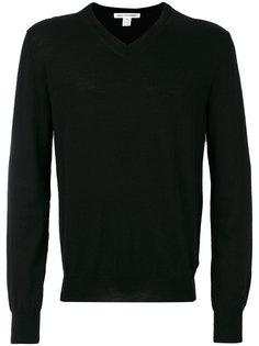 пуловер с V-образным вырезом Comme Des Garçons Shirt Boys