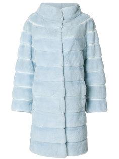 норковое пальто Liska