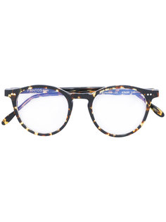 round frame glasses  Pantos Paris