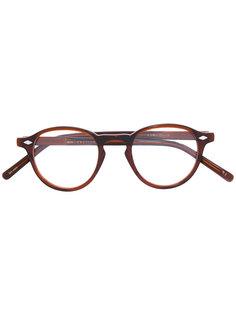 round glasses Lesca