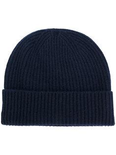 шапка в рубчик Malo