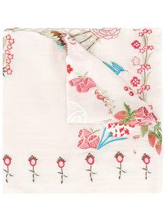 Foxglove shawl Temperley London