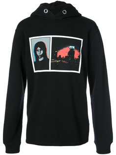 graphic print hoodie Givenchy