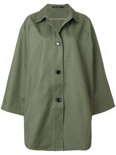 классическое пальто на пуговицах  Sofie Dhoore