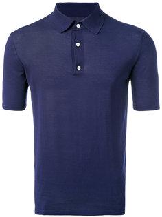 трикотажная рубашка-поло Hardy Amies
