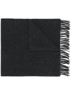 шарф с кисточками A.P.C.